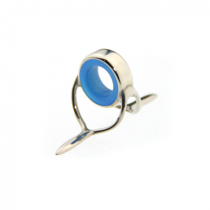 High frame Classic Wide with blue agate