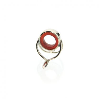 Classic Wide High Frame Natural ROY Red Agate Stripping guide