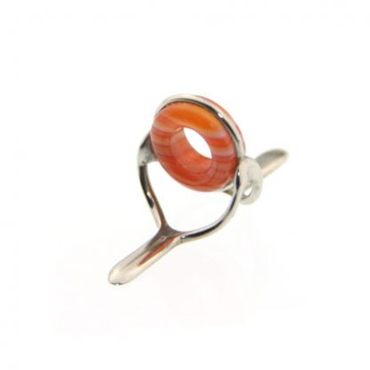 WBSG---10mm---Orange-Banded-Agate---Old-Ring-Stock