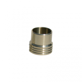 The ACW Broad Winding Check, nickel silver