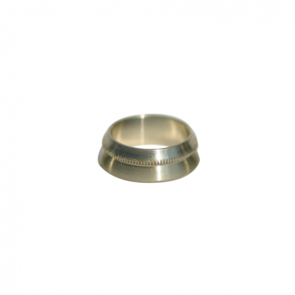 The ACW Tiered Winding Check, nickel silver