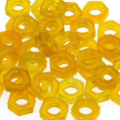 Hexagates---Yellow-Agate---10