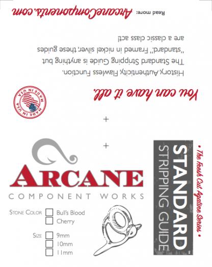Hang Tag Standard Agatine
